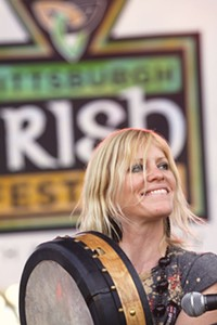 Screaming Orphans at Pittsburgh Irish Festival