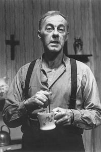 Screen test: O'Malley's favorite filmed roles include Pittsburgh artist John Kane, in WQED TV's John Kane: A Self-Portrait (1981).