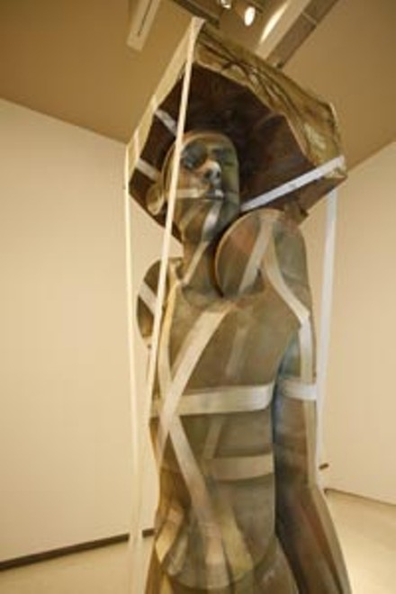 Sculpture by Matthew Monahan - HEATHER MULL