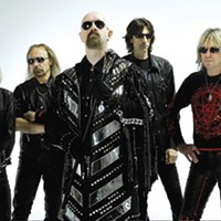 Judas Priest frontman Rob Halford on Nostradamus, <I>Nostradamus</I> and headlining the Metal Masters tour.