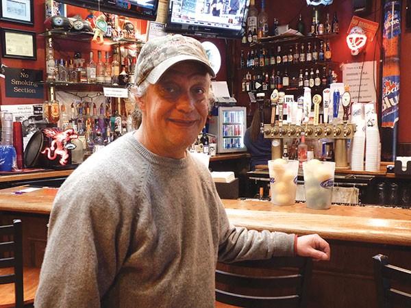Shadyside Chamber of Commerce President Richard Ratner, owner of the William Penn Tavern