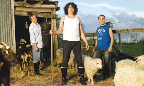 Shall We Farm?: Meat Puppets