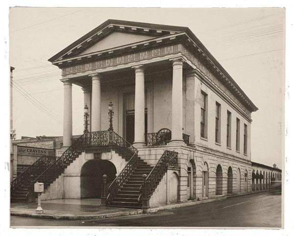 PHOTO COURTESY OF FRANCIS BENJAMIN JOHNSTON