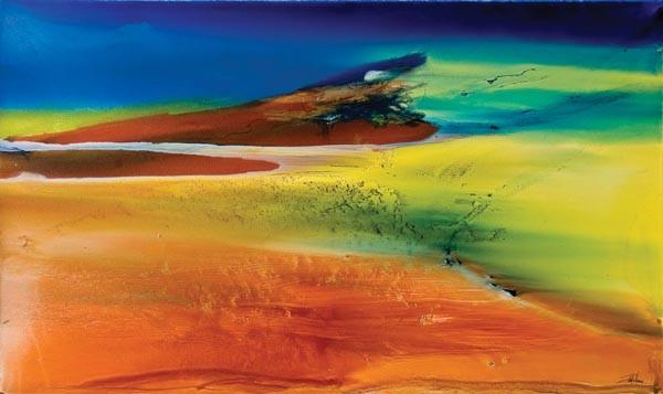 ART BY ANNETTE POITAU.