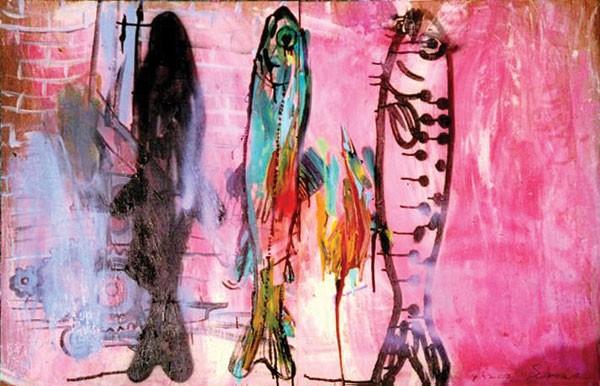 ART BY CAL SCHENKEL