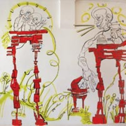 ART BY LEX COVATO