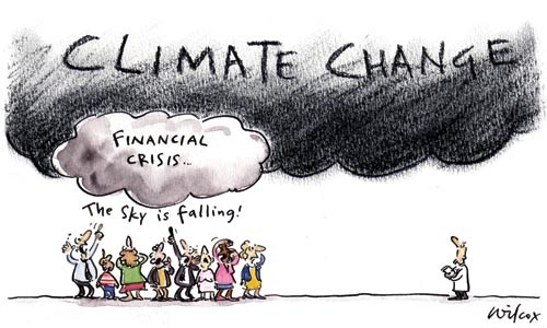CARTOON COURTESY OF CATHY WILCOX (AUSTRALIA).
