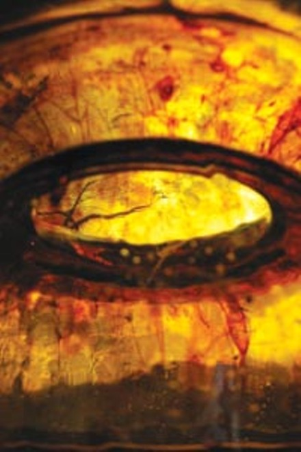 "Sight-specific: David Grim's ""Through Your Jaundiced Eye."""