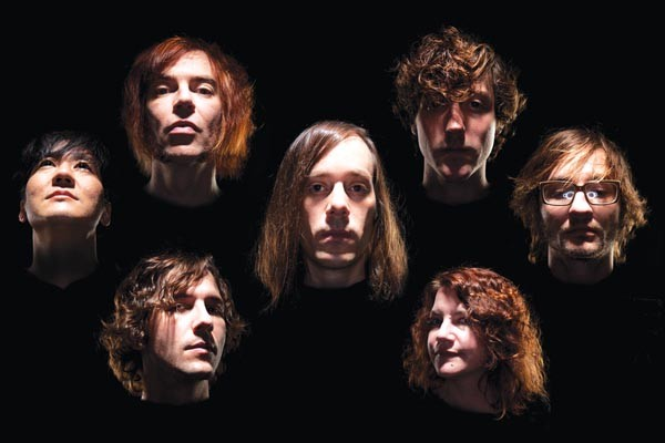 Singing heads: Of Montreal