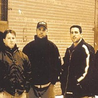 Local hardcore band Gutrench stages comeback