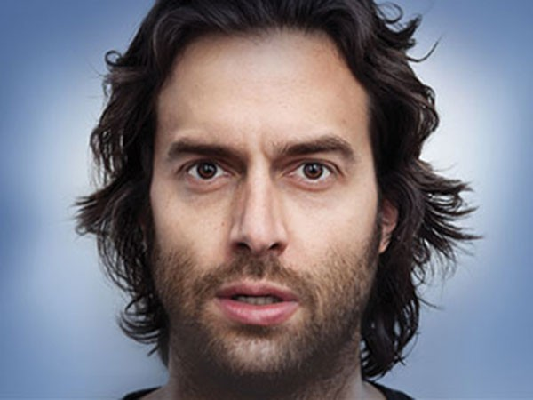 Slightly odd: Chris D'Elia