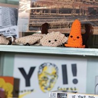 Small, cute and so Pittsburgh: Alicia Kachmar's mini-knits