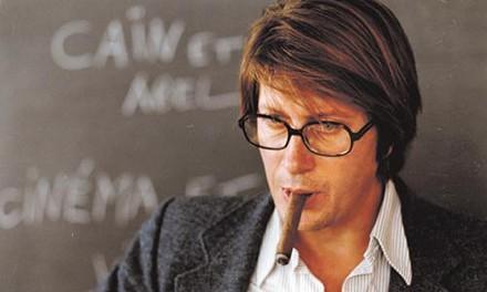 Smoking and pondering: Jacques Dutronc