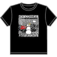 Snowmageddon 2010 shirt, sold by Commonwealth Press