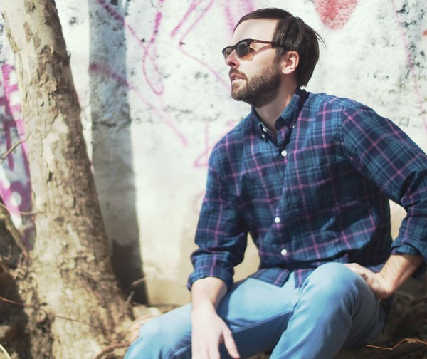 Soaking up the last of summer: Ennui's Jim Doutrich