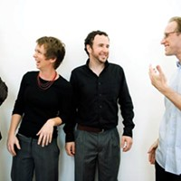 Music on the Edge presents International Contemporary Ensemble at the Warhol