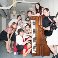 Songs out of thin air: Members of Wunderstudies, one of four local groups now performing improvised musical theater in Pittsburgh