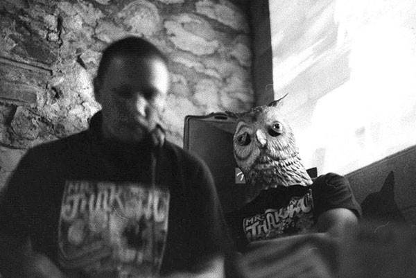 Sounding board: DJ Spaed and Mr. Owl facilitate Pittsburgh's SoundCloud Meetup.