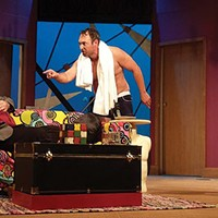 South Park Theatre's <i>The Art of Murder</i>