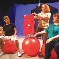 South Park Theatre's <i>You Haven't Changed a Bit ... And Other Lies</i>