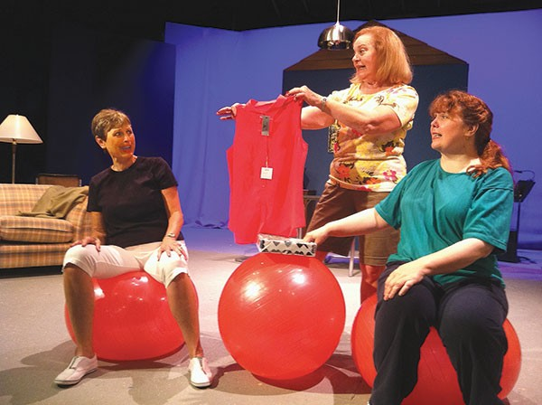 South Park Theatre's You Haven't Changed a Bit ... And Other Lies