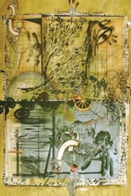 "Spokes-art: Shelle Barron's ""Search Engine"" - IMAGE COURTESY OF THE ARTIST."