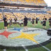 Steeline brings drum-line entertainment to Steelers games