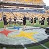 Steeline brings drum-line entertainment to Steelers games
