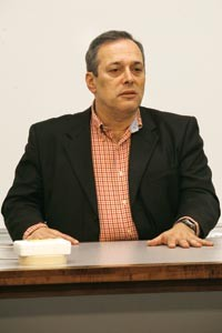 Stephen Glassman, chair of the Pennsylvania Human Relations Commission - HEATHER MULL