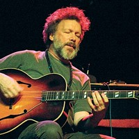Steve Kimock leads a life on the periphery of rock