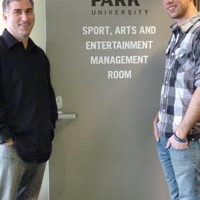 Backstage Class: Point Park Students getting educated at Stage AE