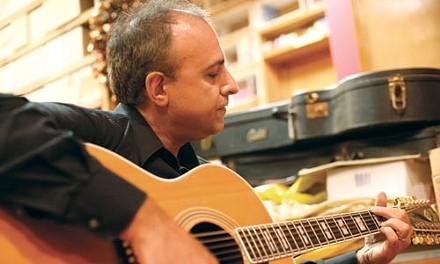 Still cynical: The Cynics guitarist Gregg Kostelich - HEATHER MULL