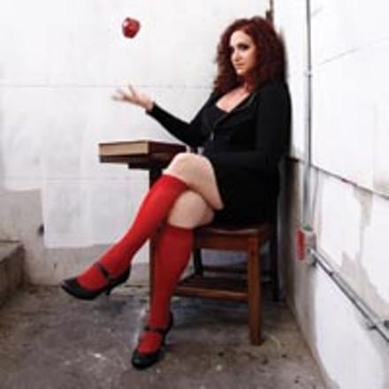 Still learning: Abby Ahmad - PHOTO COURTESY OF ERICA SIMONE