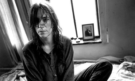 Still vital: Patti Smith