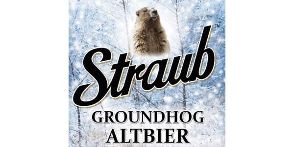 Straub Groundhog Altbier
