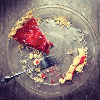 Strawberry Pie - PHOTO COURTESY OF MEGAN DREW