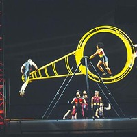STREB performs<i>Forces </i>Sept. 28 and 29 at Pittsburgh Dance Council.