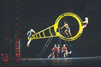 STREB performsForces Sept. 28 and 29 at Pittsburgh Dance Council. - PHOTO COURTESY OF TOM CARAVAGLIA