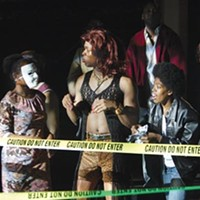 Classical Theatre of Harlem visits with <i>Ain't Supposed to Die a Natural Death</i>.