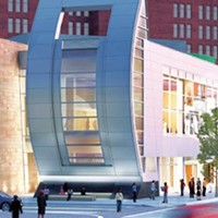 While it could have been more exciting architecturally, the new August Wilson Center connects.