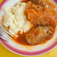 Emil's Stuffed cabbage Photo by Heather Mull