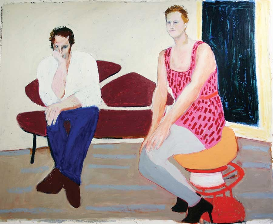 """Susan Middleman's """"Modern Lovers"""""""