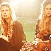The Chapin Sisters bring their majestic folk harmonies to Thunderbird Café