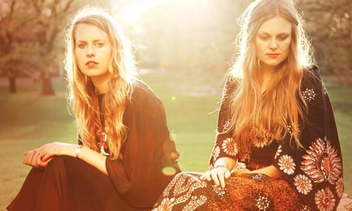 Sweet, light: The Chapin Sisters