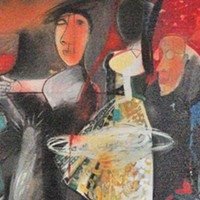 A Sewickley gallery continues a tradition of showcasing work from the former Eastern bloc.