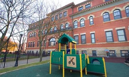 Taking the LEED: Squirrel Hill's Wightman School.