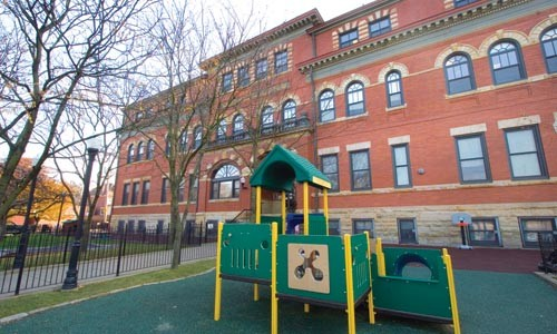 Taking the LEED: Squirrel Hill's Wightman School.