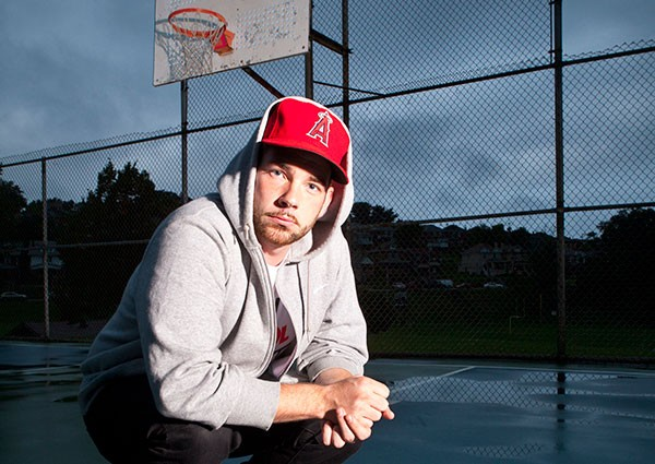 Teacher's got flow: phys-ed instructor and battle-rapper Trevor Weller