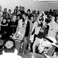 Punk vets Teddy Duchamp's Army reunite for benefit show