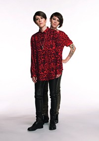 Tegan and Sara new album Heartthrob plays at Stage AE